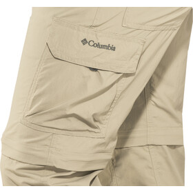 Columbia Silver Ridge II Convertible Pants Men tusk